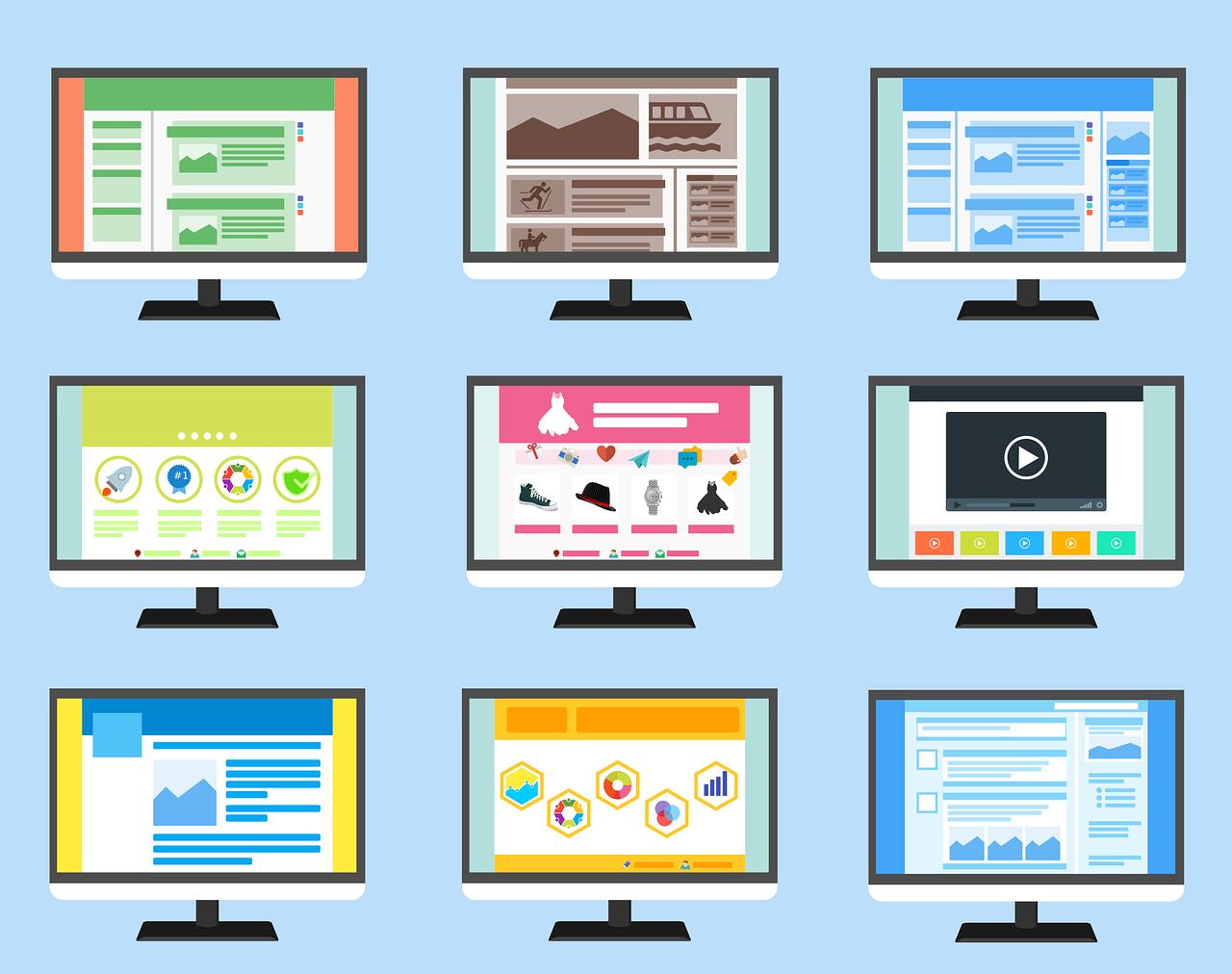 Avafor sivustokehitysratkaisut - Tilaa teille sopiva